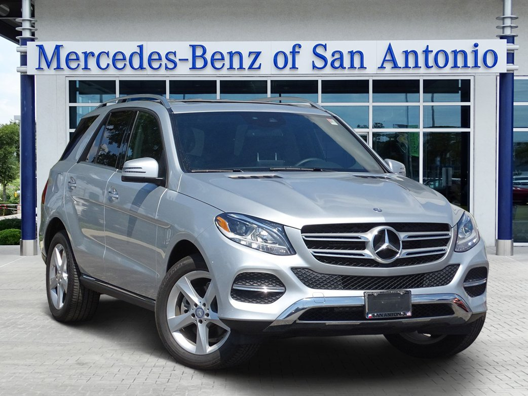 certified pre owned 2016 mercedes benz gle gle 350 suv in san antonio 8307p mercedes benz of. Black Bedroom Furniture Sets. Home Design Ideas