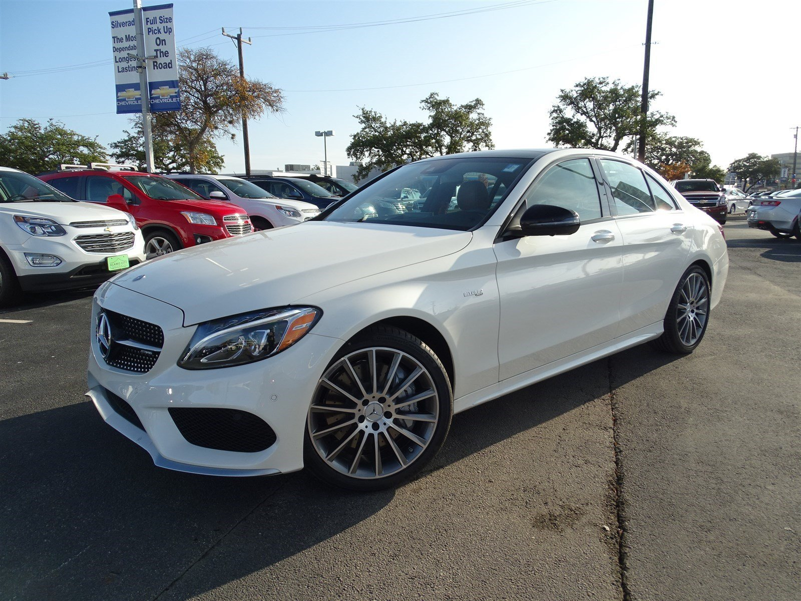new 2017 mercedes benz c class amg c43 sedan in san antonio n15390 mercedes benz of san antonio. Black Bedroom Furniture Sets. Home Design Ideas